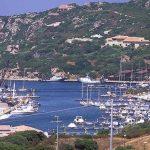 Porto Molo Barche Scogliera